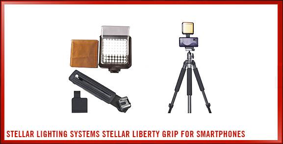 Stellar Lighting Systems Stellar Liberty Grip for Smartphones