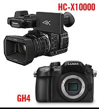 High Budget Cameras