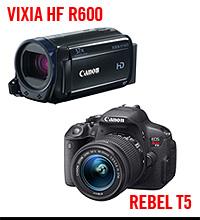 Medium Budget Cameras